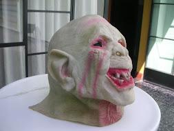 Mascara con latex liquido