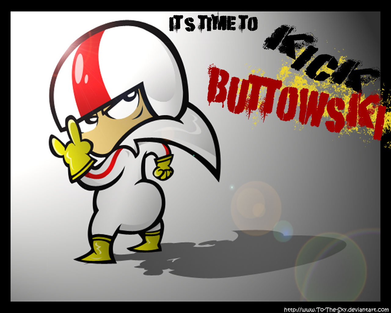 Kick Buttowski A Corrida Do S  Culo