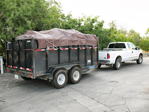 Junk and Debris Removal Service and Haul Away