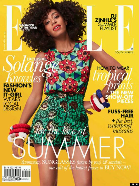 magazine africain de mode