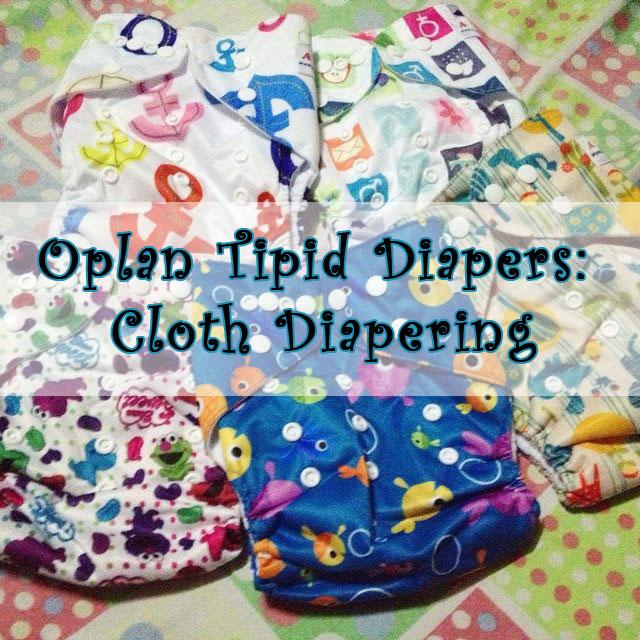 Oplan Tipid Diaper: Cloth Diapering