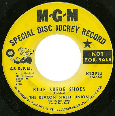 The Beacon Street Union - Blue Suede Shoes - Four Hundred and Five