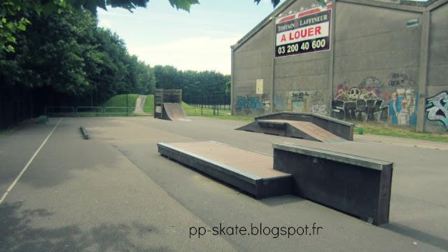 Skatepark Lesquin