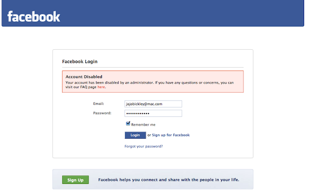 ,How ,to ,Restore ,Facebook ,account ,after ,disabled