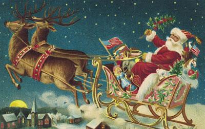 christmas Aarts card