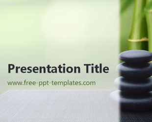 free powerpoint templates nature  free powerpoint templates, Templates