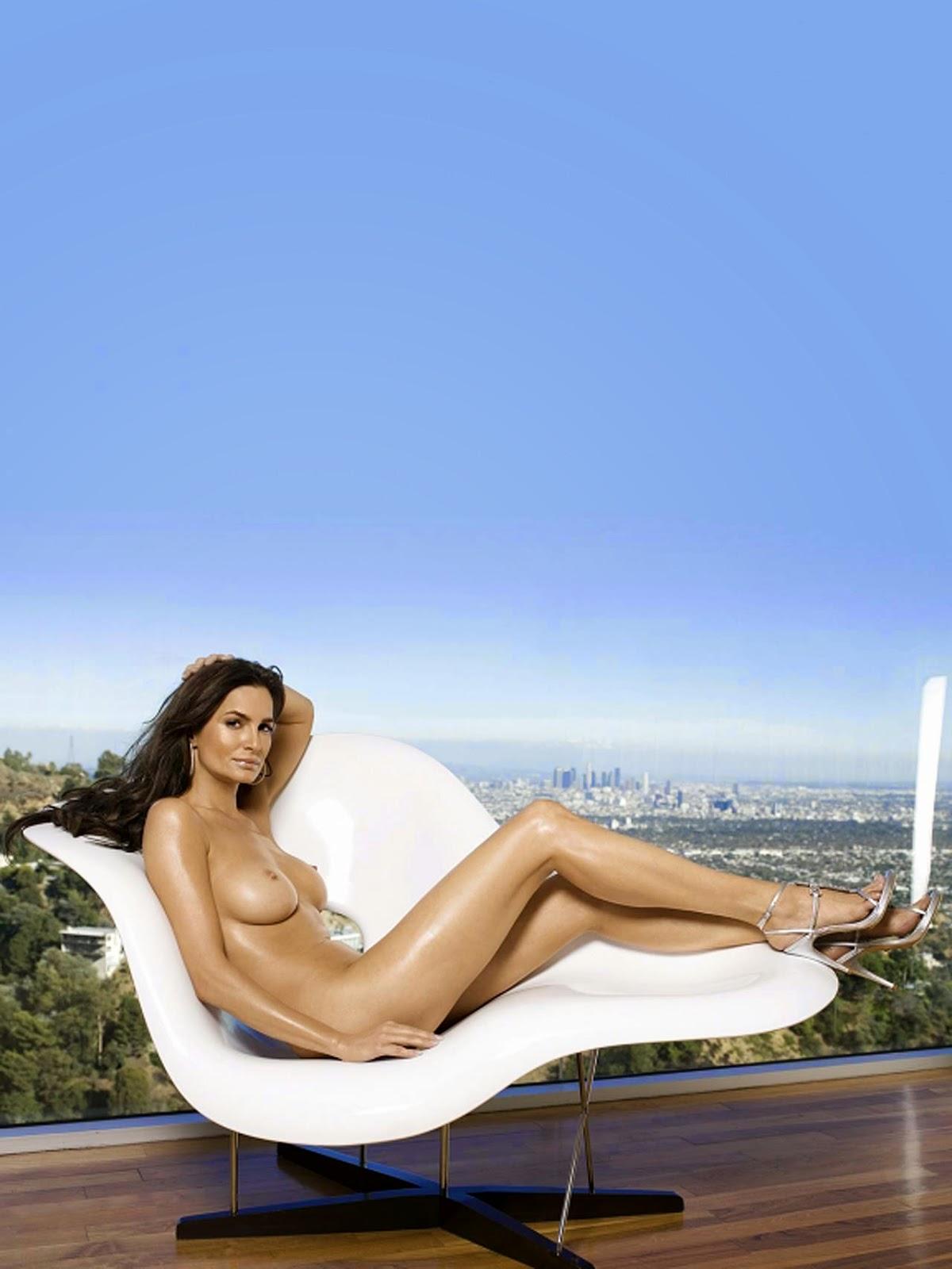 Nackt Bilder : Alexandra Kamp Playboy Magazin Pictures   nackter arsch.com