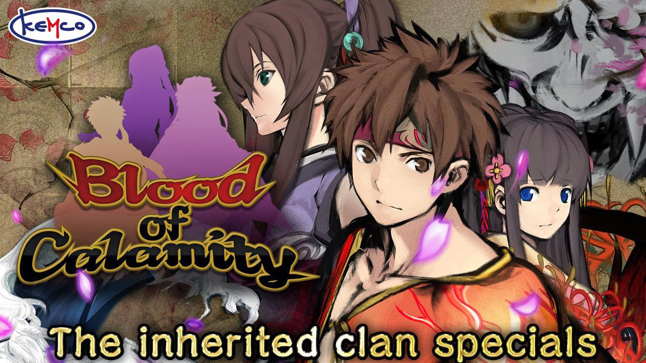 Blood of Calamity Gameplay IOS / Android