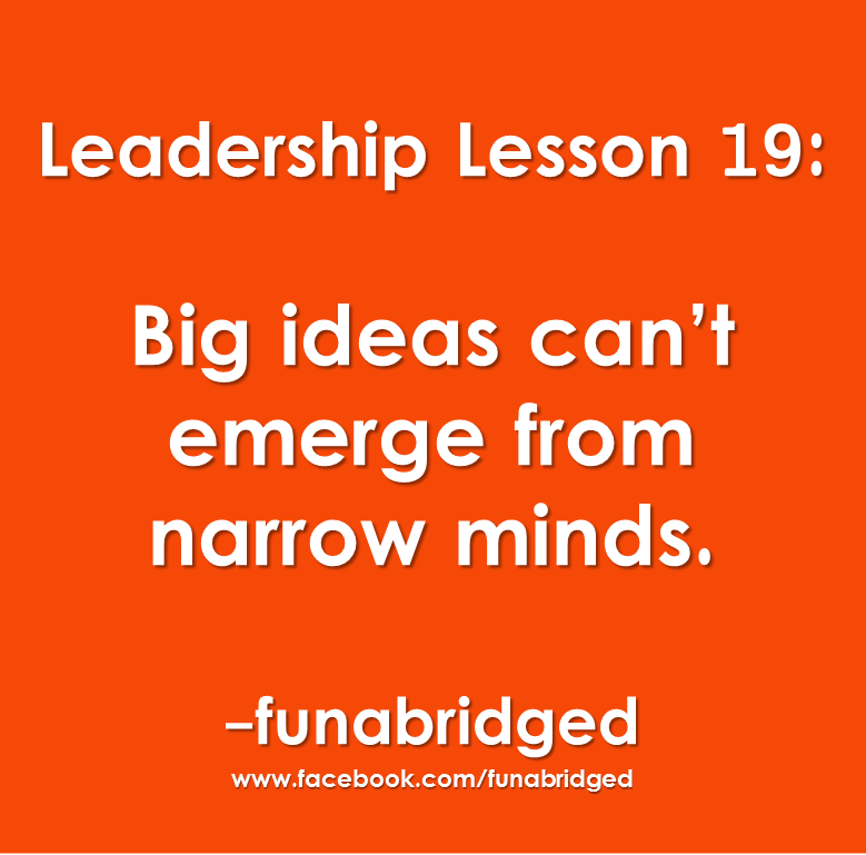lessons on leadership from ann fudge essay Essay about leadership lessons from anne fudge lessons on leadership from ann fudge question 1: how would ann fudge fall into the each of the five factor model (ffm) categories.