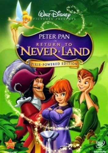 Pater-Pan-Return-To-Never-land-poster