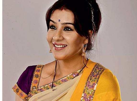 Indian TV Serial Actress