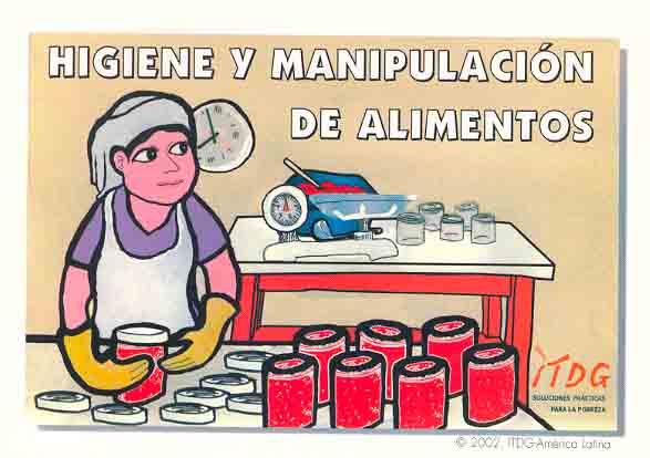 Higiene higiene en los alimentos for Manual de buenas practicas de higiene y manipulacion de alimentos