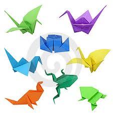 sejarah origami