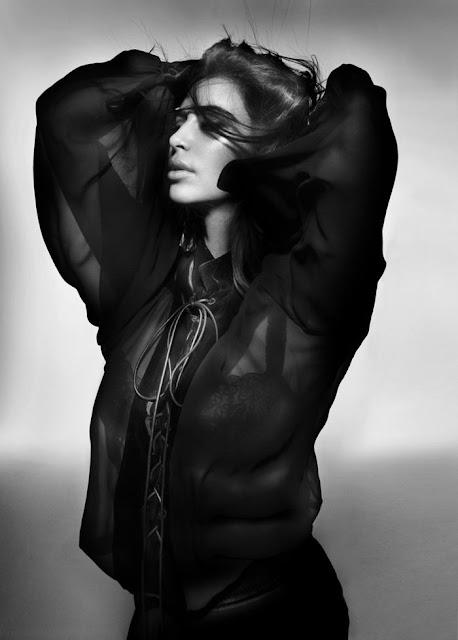 Kim Kardashian – Photoshoot for V Magazine Fall 2012
