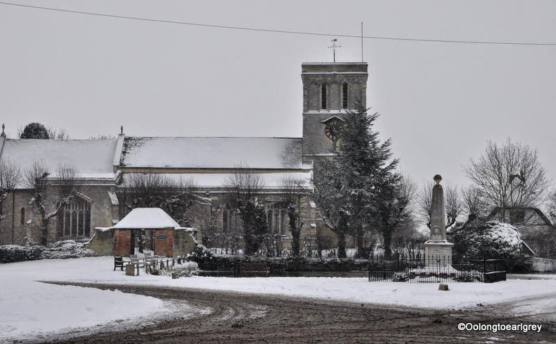 Haddenham Church End