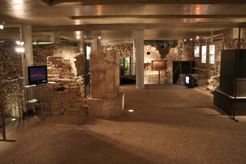 tridentum trento sotterranea - photo#6