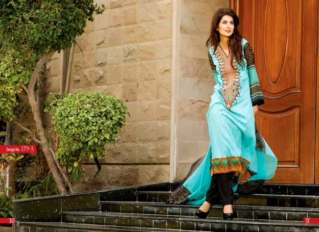 MONARCA Lawn Collection 2014 VOL 4