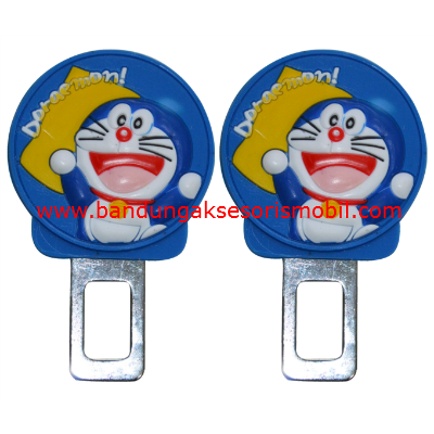 Colokan Safety Belt Doraemon