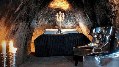 Hotel Silvermine Chamber, Swedia