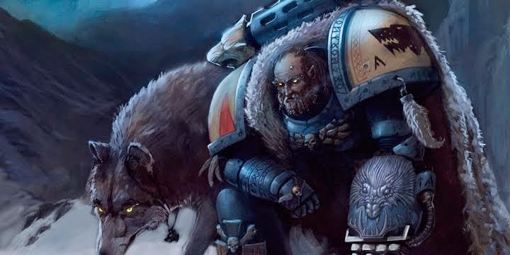 REVIEW: Codex Space Wolves