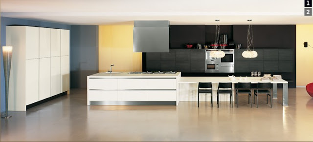 Great ... You Immediately Get The Feeling That These Posh Kitchens Are Meant For  A High End Audience. They Are Unique In Their Layout, Sophisticated In  Design And ...