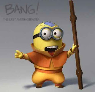 Gambar Animasi Minion Despicable Me 16