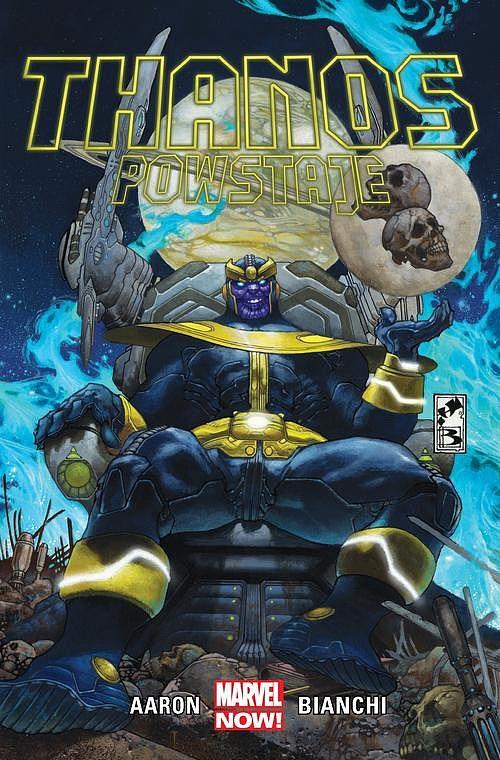 Metody Marnowania Czasu (111): Thanos powstaje