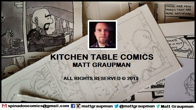 KITCHEN TABLE COMICS [v2.0]
