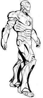 Desenhos de Super Herois