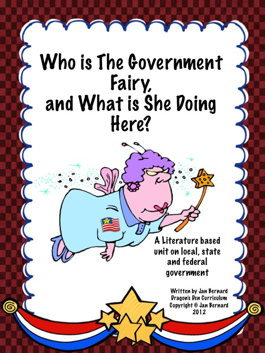 Who is the Government Fairy and What is She Doing Here?