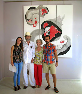 XVIII concurso de pintura Juan Almagro de Pegalajar
