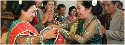 Urutan Acara Pesta Adat Pernikahan Batak (Acara Percakapan Adat)