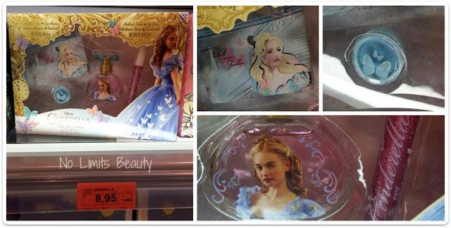 Lote Cinderella - Disney