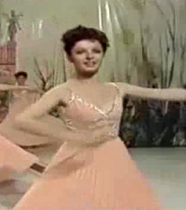 Mayte on Spanish television ballet.