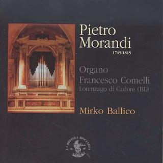 Morandi : Concerti e sinfonie