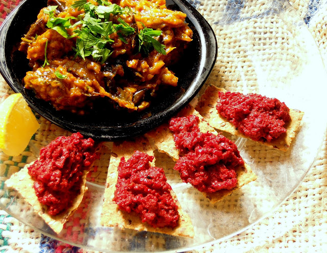 beet spread