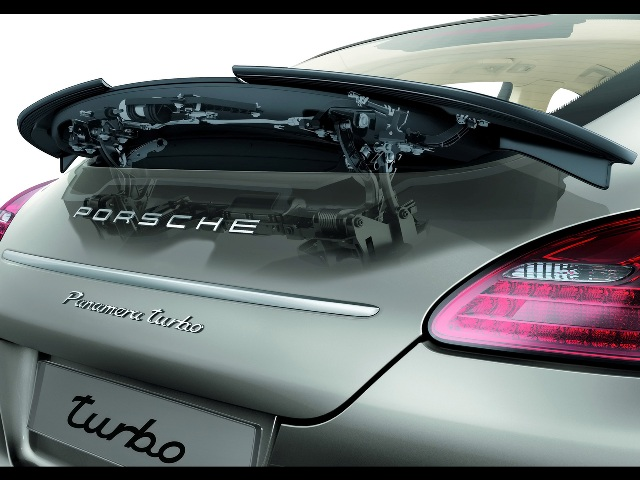Porsche Panamera Turbo Wallpaper. Porsche Panamera Turbo