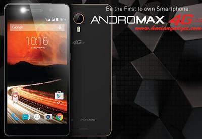 Harga Dan Spesifikasi Smartfren Andromax 4G LTE Terbaru