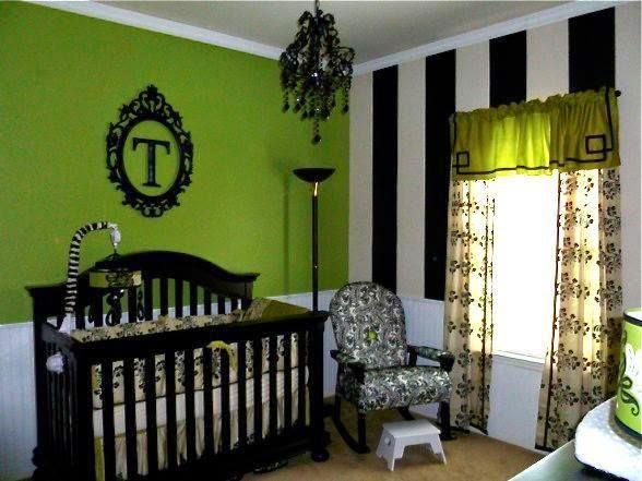 gambar tempat tidur bayi