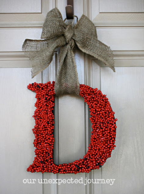 25 diy christmas wreaths