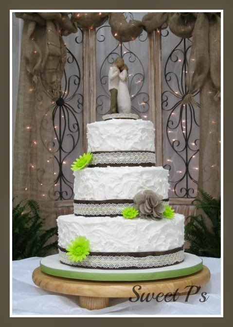 wedding cakes Senatobia MS