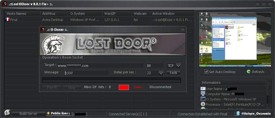 & Lost®Door R.A.T : [Download] Lost Door v 8.0.1