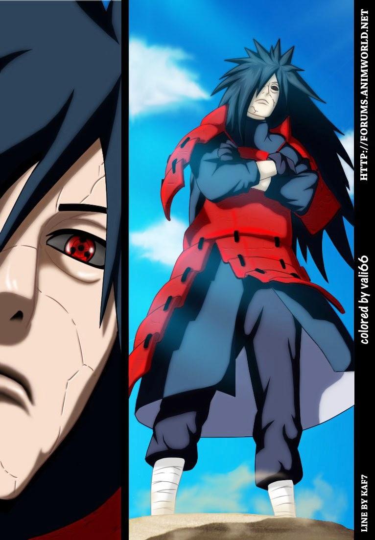 Naruto - Chapter 661 - Pic 19