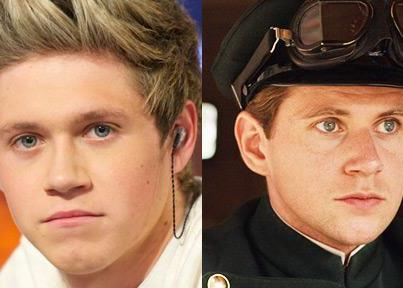 Downton Abbey's Allen Leech wants One Direction's Niall ...