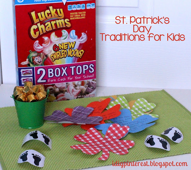 St. Patrick's Day Traditions for Kids