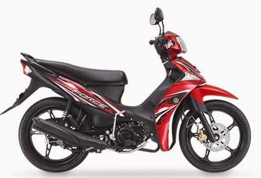 Yamaha Force FI