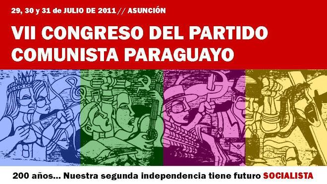 Prensa Partido Comunista Paraguayo