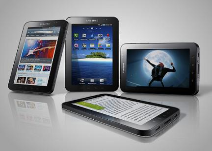 Samsung Galaxy and Galaxy Tab Prices Saudi Arabia 2012