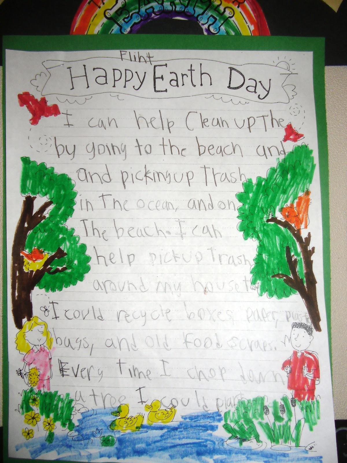 Classroom Ideas For Earth Day ~ Patties classroom earth day activities