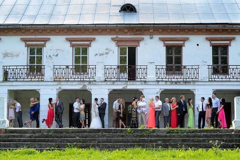 vestuvinės raguvėlėje